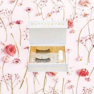 Battington Beauty Harlow 3D Silk Lashes w/ glue